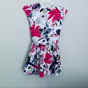 Catimini Girls floral dress